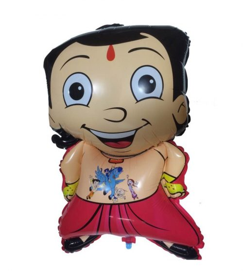 Chota Bheem Balloon Partyyar Helium Balloons Home Delivery