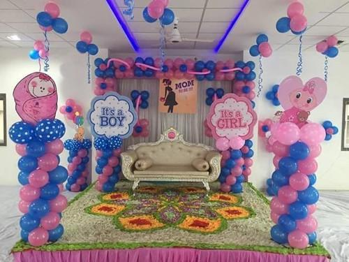 Baby Shower Balloon Decoration Ideas Partyyar 24 7 Home Delivery