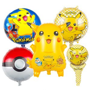 Pokemon balloon