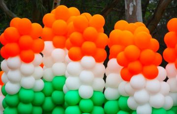 republic day decorations