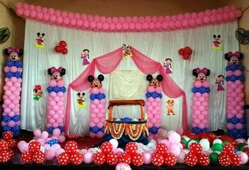 Naming Ceremony Decoration