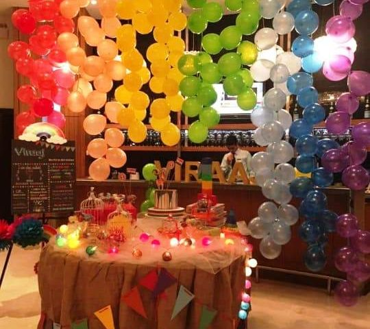 Best Balloon Decors For Birthday Parties