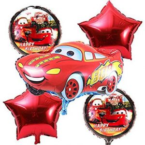 Car Balloons Bouquet