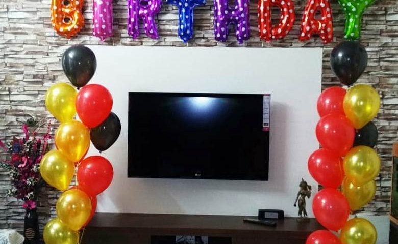 8 Best Ideas For Birthday Decoration At Home Partyyar