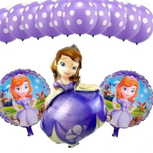 party decor for girls